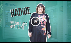 Video Pathways Awarua Nadine